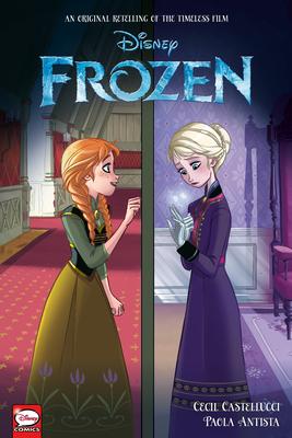 Disney Frozen (Graphic Novel Retelling) by Cecil Castellucci, Disney