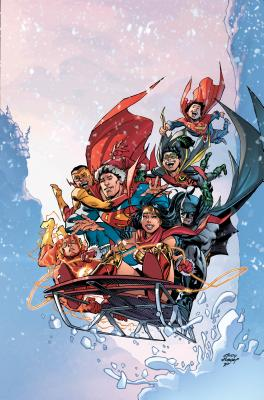 A Very DC Holiday Sequel by Paul Dini, Greg Rucka, Jeff Lemire