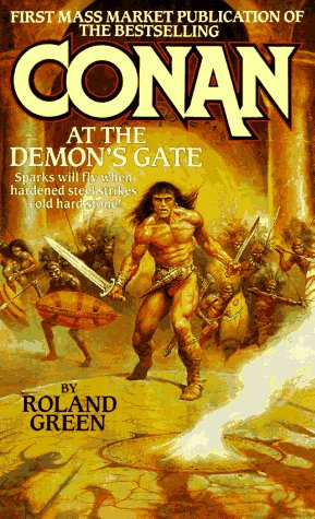 Conan at the Demon's Gate by Roland J. Green
