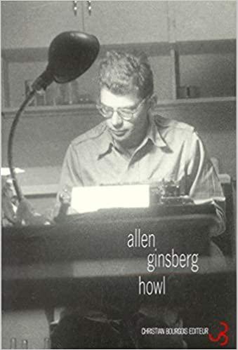 Howl et autres poèmes: Edition bilingue français-anglais by Allen Ginsberg