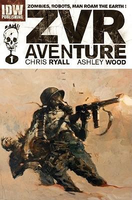 Zombies Vs Robots Aventure by Paul McCaffrey, Ashley Wood, Chris Ryall, Gabriel Hernandez, Menton J. Matthews III