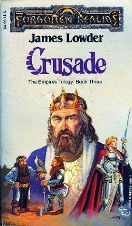 Crusade by Larry Elmore, James Lowder