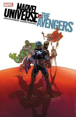 Marvel Universe vs. the Avengers by Jonathan Maberry, Leandro Fernández