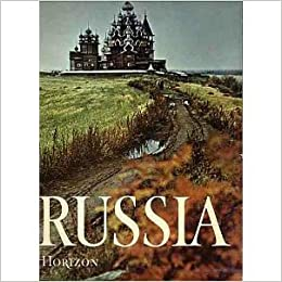 The Horizon History of Russia, Arts of Russia. 2-Volume Boxed Set by Ian Grey