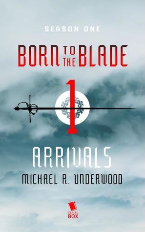 Arrivals by Michael R. Underwood, Marie Brennan, Cassandra Khaw