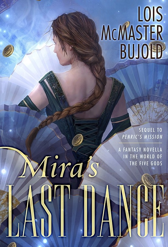 Mira's Last Dance by Lois McMaster Bujold