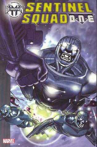 Decimation: Sentinel Squad O.N.E by John Layman, Aaron Lopresti