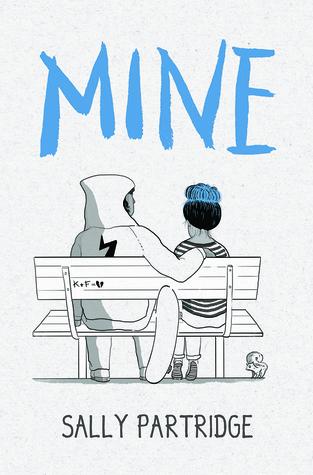 Mine by Sally Partridge