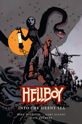 Hellboy: Into the Silent Sea by Mike Mignola, Gary Gianni
