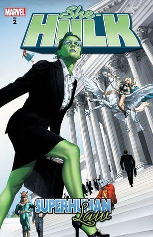 She-Hulk, Volume 2: Superhuman Law by Juan Bobillo, Dan Slott, Paul Pelletier