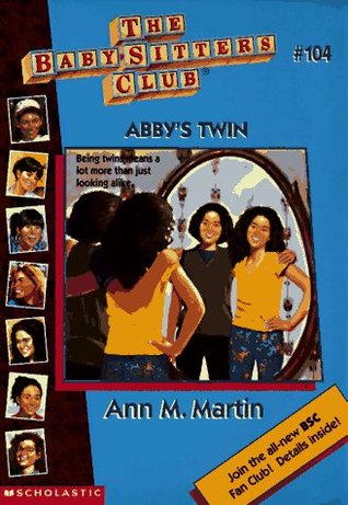 Abby's Twin by Ann M. Martin, Hodges Soileau