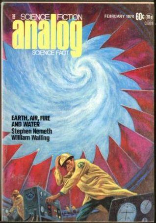 Analog Science Fiction and Fact, 1974 February by Brian C. Coad, J.J. Trembly, William Walling, James E. Thompson, Stephen Nemeth, Glenn L. Gillette, Ben Bova, David L. Heiserman, P.J. Plauger, Joe Haldeman