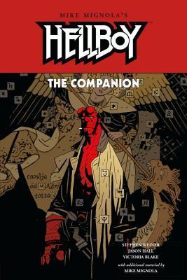 Hellboy: The Companion by Victoria Blake, Jason Hall, Stephen Weiner