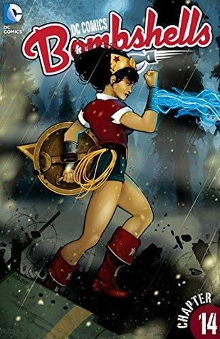 DC Comics: Bombshells #14 by Mirka Andolfo, Marguerite Bennett