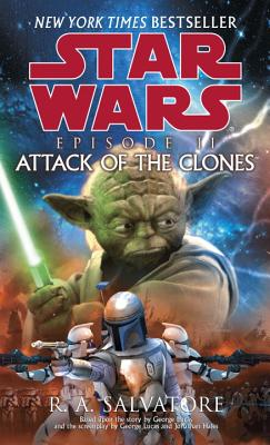 Attack of the Clones by R. A. Salvatore