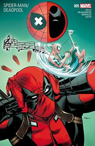 Spider-Man/Deadpool #5 by Jason Keith, Joe Kelly, Joe Sabino, Ed McGuinness, Mark Morales