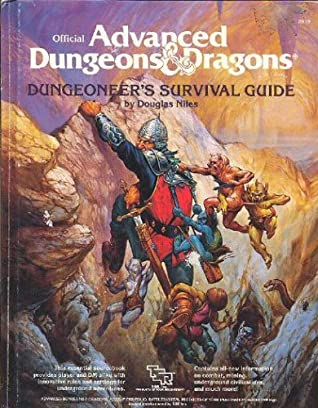 Dungeoneer's Survival Guide by Douglas Niles