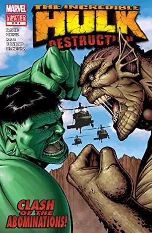 Hulk: Destruction #2 by Jim Muniz, Peter David, Trevor Hairsine
