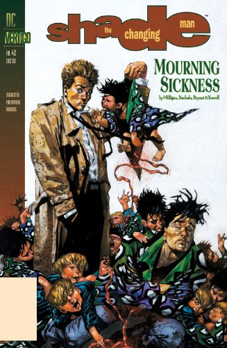 Shade, the Changing Man (1990-1996) #42 by Peter Milligan