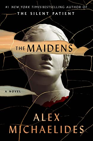 The Maidens by Alex Michaelides