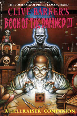 Book of the Damned III by John Rozum, Eliot R. Brown, Clive Barker