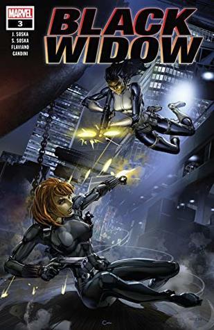 Black Widow (2019) #3 by Flaviano, Sylvia Soska, Jen Soska, Clayton Crain