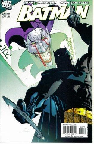 Batman #663 : The Clown at Midnight (DC Comics) by Grant Morrison, John Van Fleet