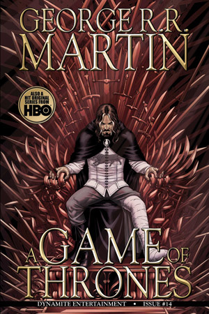 A Game of Thrones #14 by Tommy Patterson, George R.R. Martin, Daniel Abraham