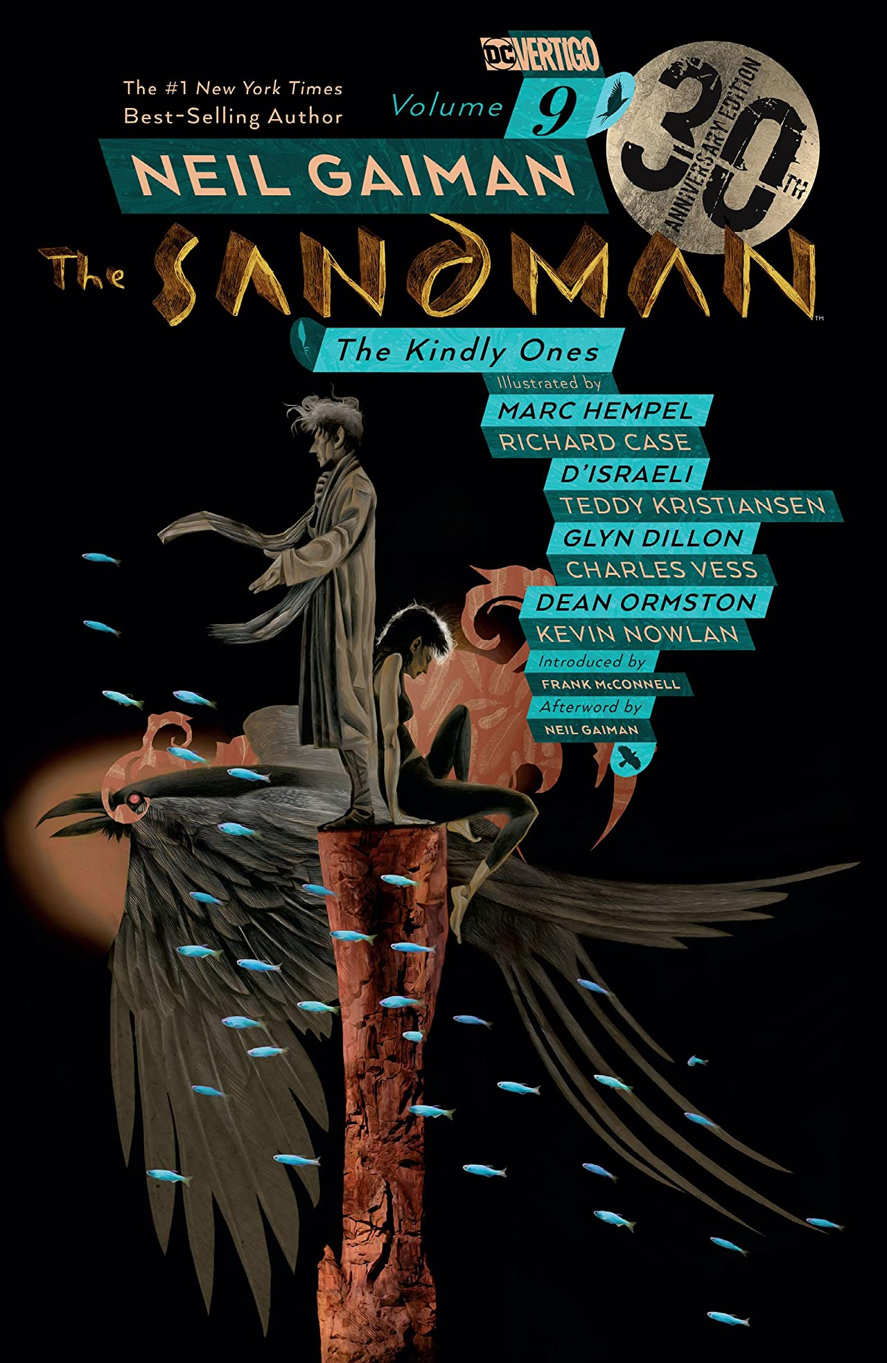 The Sandman, Vol. 9: The Kindly Ones - 30th Anniversary Edition by Neil Gaiman