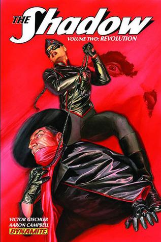 The Shadow Volume 2: Revolution by Jack Herbert, Victor Gischler, Aaron Campbell, Jackson Herbert