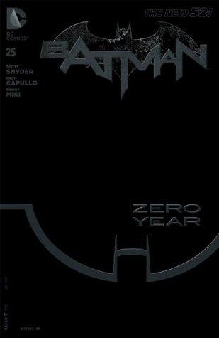 Batman (2011-2016) #25 by Scott Snyder, Greg Capullo, Andy Clarke, James Tynion IV