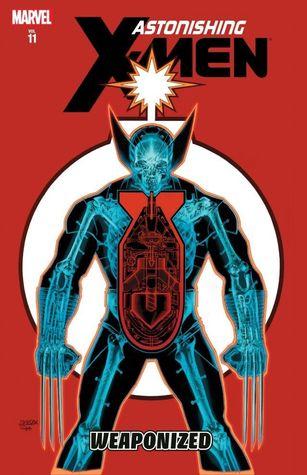 Astonishing X-Men, Volume 11: Weaponized by Mike Perkins, Christos Gage, David Baldeón, Marjorie M. Liu