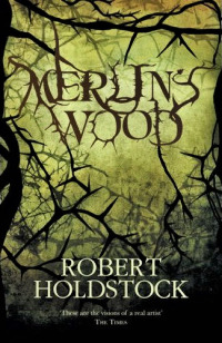 Merlin's Wood by Robert Holdstock