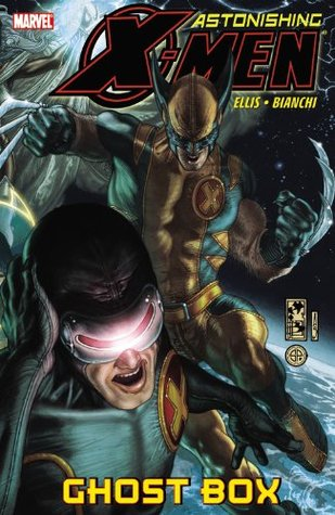 Astonishing X-Men, Vol. 5: Ghost Box by Kaare Kyle Andrews, Olivier Coipel, Simone Bianchi, Warren Ellis, Adi Granov, Alan Davis, Clayton Crain
