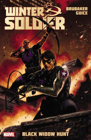 Winter Soldier, Volume 3: Black Widow Hunt by Jackson Butch Guice, Steve Epting, Ed Brubaker, Elizabeth Breitweiser, Jordie Bellaire, Brian Thies, Joe Caramagna