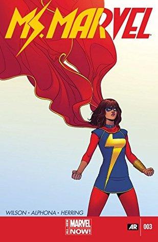 Ms. Marvel (2014-2015) #3 by Adrian Alphona, Jamie McKelvie, G. Willow Wilson
