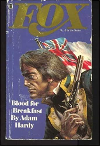 Blood for Breakfast by Kenneth Bulmer, Adam Hardy