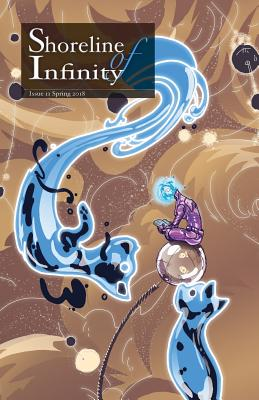 Shoreline of Infinity 11: Science Fiction Magazine by