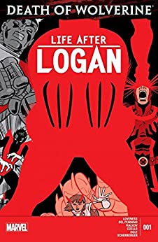 Death of Wolverine: Life After Logan #1 by Rex Ogle, Rachelle Rosenberg, Joshua Hale Fialkov, Jeff Loveness, Iban Coelho, David Curiel, Marc Deering, Patrick Scherberg, Jim Charalampidis