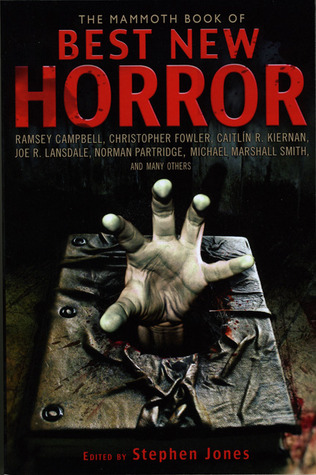Best New Horror 22 (The Mammoth Book of Best New Horror, #22) by Mark Morris, Joel Lane, Kirstyn McDermott, Stephen Jones, Robert Shearman, Richard L. Tierney, Steve Rasnic Tem, Brian Hodge, Ramsey Campbell, Karina Sumner-Smith, Simon Kurt Unsworth, Caitlín R. Kiernan, Christopher Fowler, Mark Samuels, Joe R. Lansdale, Thana Niveau, Albert E. Cowdrey, Norman Partridge, Mark Valentine, John Langan, Angela Slatter, Michael Marshall Smith, Scott Edelman
