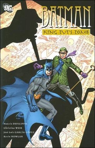 Batman Confidential, Vol. 6: King Tut's Tomb by Gerry Conway, José Luis García-López, Nunzio DeFilippis, J.M. DeMatteis, Christina Weir, Kevin Nowlan