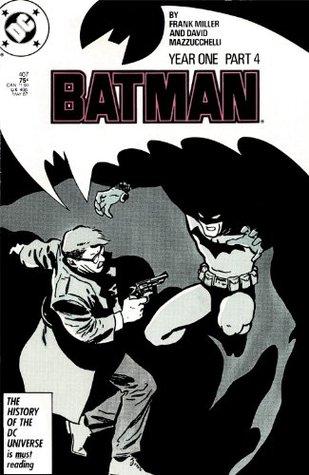 Batman (1940-2011) #407 by Frank Miller