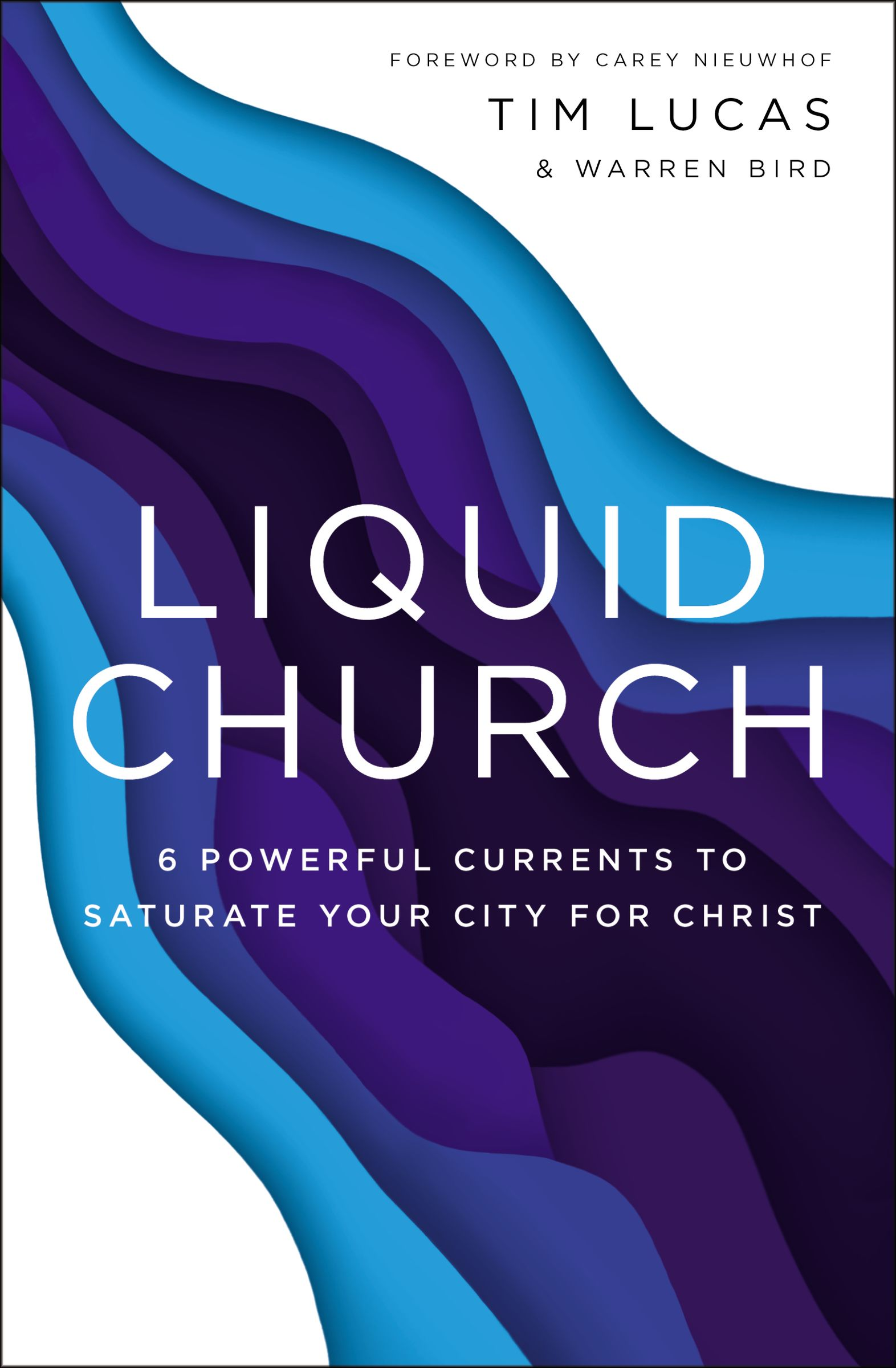 Liquid Church: 6 Powerful Currents to Saturate Your City for Christ by Timothy P. Lucas, Warren Bird