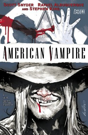 American Vampire #2 by Scott Snyder, Rafael Albuquerque, Stephen King