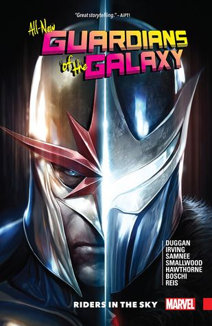 All-New Guardians of the Galaxy, Vol. 2: Riders in the Sky by Aaron Kuder, Gerry Duggan