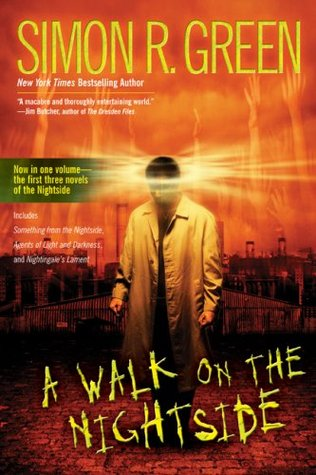A Walk on the Nightside by Simon R. Green