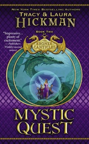 Mystic Quest by Tracy Hickman, Laura Hickman
