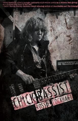 Chick Bassist by Ross E. Lockhart