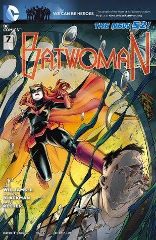 Batwoman #7 by W. Haden Blackman, J.H. Williams III, Amy Reeder