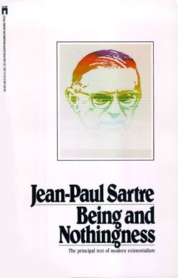 Being and Nothingness: A Phenomenological Essay on Ontology by Jean-Paul Sartre, Hazel E. Barnes